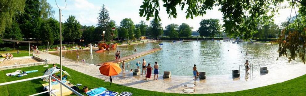 Schwimmbad Köln Wahn